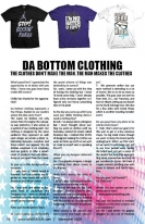 Da Bottom Clothing